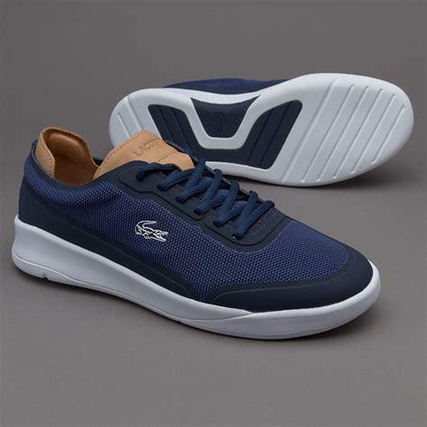 Sepatu Merk Lacoste sepatu sneakers lacoste lt spirit elite navy