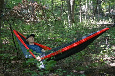 Great Hammocks the eno doublenest is a great two person hammock 50 cfires