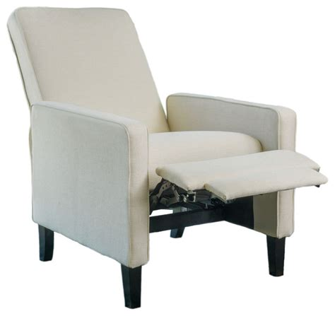 contemporary fabric recliners contemporary recliner chair pertaining to residence
