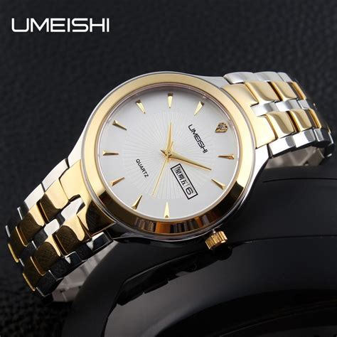 Jam Tangan Pria Quartz Led Tahan Air 30m Weide Wh5206 Stainless Steel umeishi quartz stainless 30m water resistance q010 silver jakartanotebook
