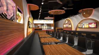 Fast food interior design ideas interior design
