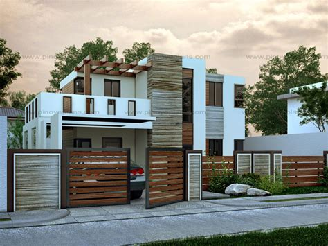 new house designs modern house design series mhd 2015015 pinoy eplans