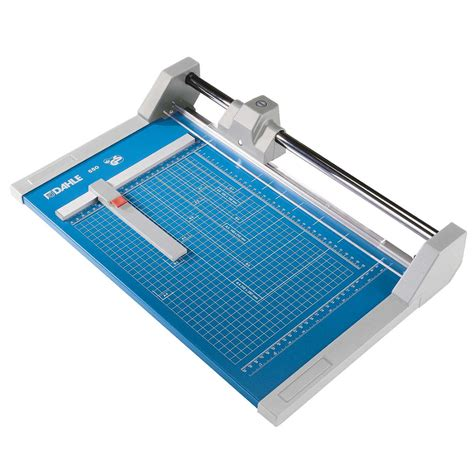 What Is The Best Paper Cutter For Card - dahle 550 14 1 8 rotary paper cutter dahle 550 series