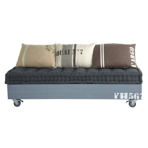 divani cargo divanetto in cotone 2 3 posti cargo maisons du monde