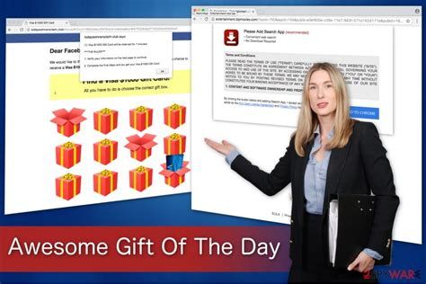Walmart Gift Card Today Lucky User Info - remove awesome gift of the day virus removal instructions chrome firefox