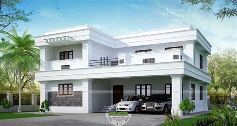 home designer pro flat roof modern home with flat roof style design architecture and