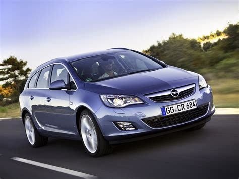 2010 opel astra sports tourer 1 7 cdti related infomation