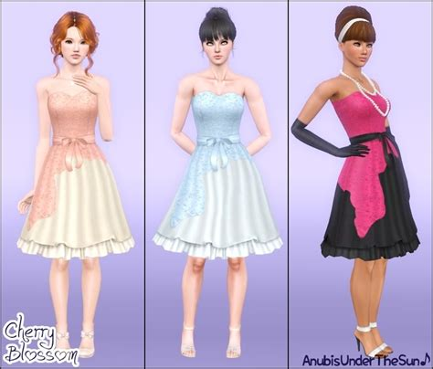 for my sims sunset caramel kawaii mini dress 17 best images about the sims 3 on pinterest layered