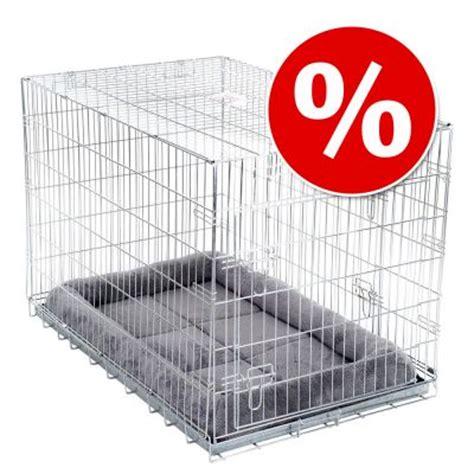 gabbia per cani set gabbia per cani door e cuscino per trasportini