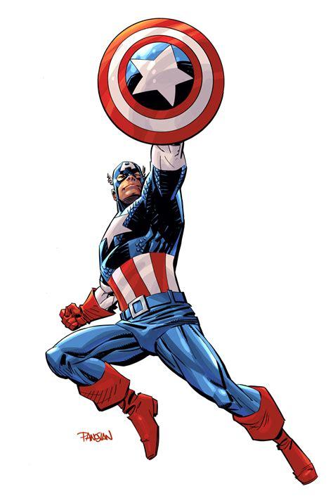 cptain america free comic clipart captain america clip clipart best