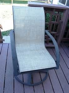 patio furniture replacement slings in colorado with weston