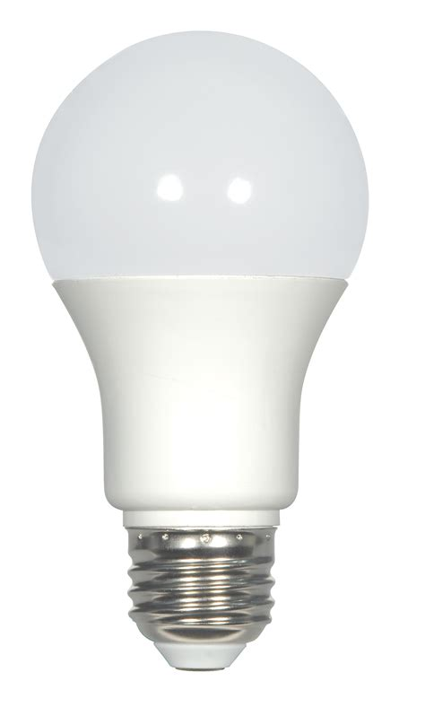 Satco S9214 Kolourone Led 7 6 Watt 120 Volt A19 120 Volt Led Light Bulbs