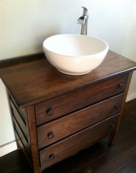 restore bathroom vanity 1000 ideas about vessel sink vanity on pinterest tub