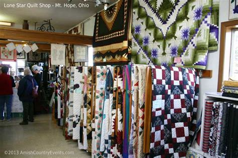 Amish Quilt Shop by Quilting Cuisine Mini Shop Hop Berlin Ohio In