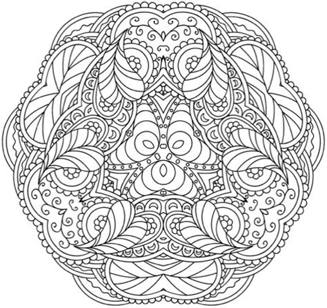 mandala coloring books mandala coloring books 20 of the best coloring books for
