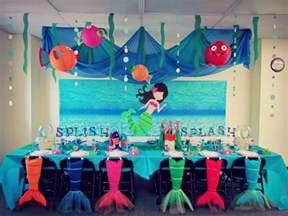 mermaid decoration ideas mermaid centerpieces mermaid decorations