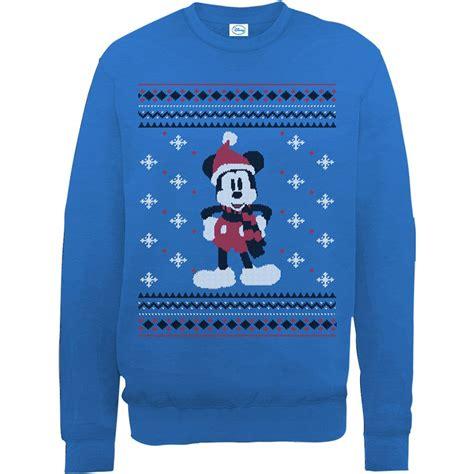 Sweatshirt Micky Mouse Comic disney mickey mouse mickey in a scarf sweatshirt