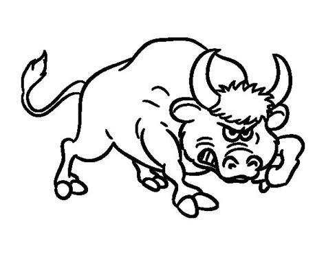 pinto dibujos dibujos para colorear del da de las madres dibujo de toro salvaje para colorear dibujos net