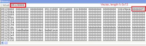 vector memory layout pcda ryansecurity analyzing cve 2015 0311 flash zero