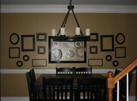 Dining Room Frames by Dining Room Wall Frames 187 Dining Room Decor Ideas And