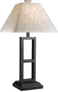 Lshade For Table L Metal Table L With Square Shade
