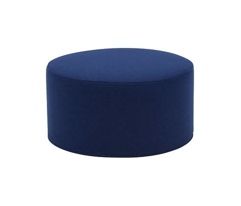 table pouf softline drum pouf table