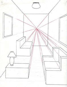 objective create a one point perspective drawing of your objective create a one point perspective drawing of your