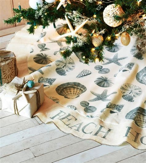 top 40 beach christmas decorating ideas christmas
