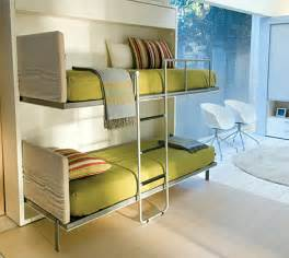 bunk beds that fold flat against the wall craziest gadgets