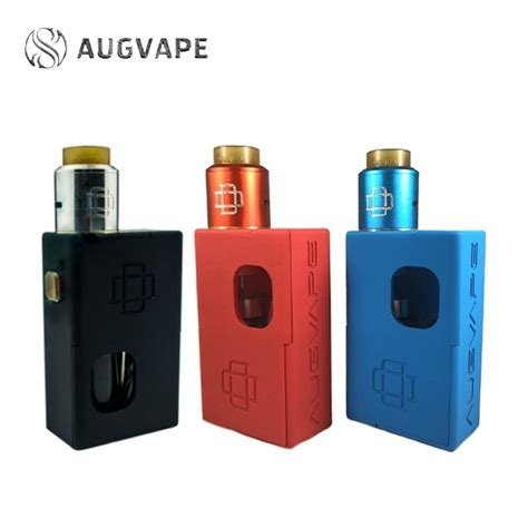 Druga Squonk Authentic Squonker By Augvape druga squonker augvape