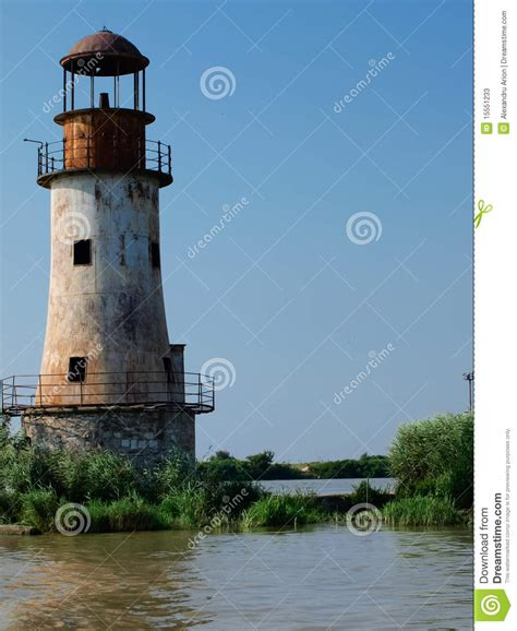 Lighthouse House Plans old lighthouse in the danube delta stock photos image