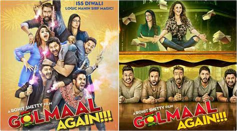 film 2017 golmaal again golmaal again movie wiki story songs cast release date trailer