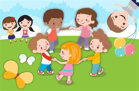 imagenes de niños jugando juegos tradicionales el curioso origen de las rondas infantiles m 225 s vale saber