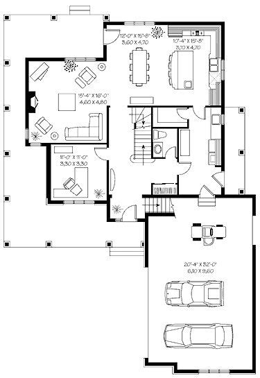 lakeside cottage house plans lakeside cottage floor plan floor plans pinterest