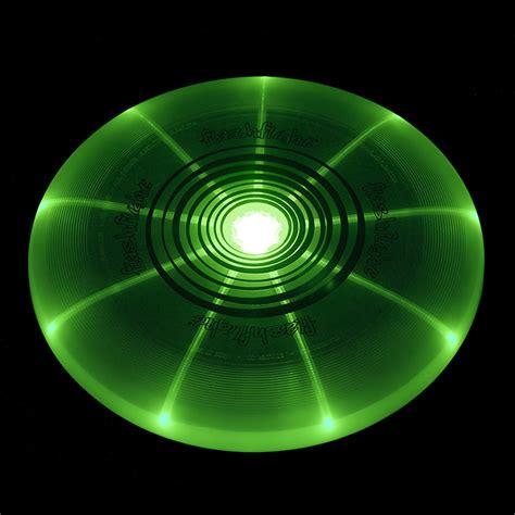 Led Disk Light by Flashflight Led Light Up Flying Disc