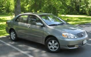2003 Toyota Corolla Review Image Gallery 2003 Carola