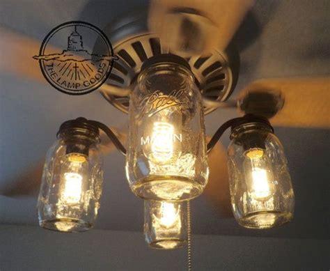 jar ceiling fan light kit best 25 ceiling fan light kits ideas on fan
