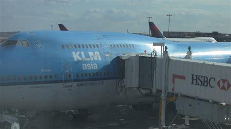 Klm Economy Comfort Worth It by Klm Boeing 747 400 74m Klm Economy Comfort Seat 9a