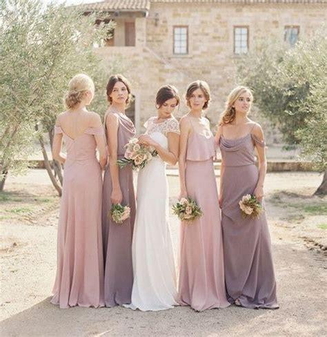 bridesmaid colors 25 best ideas about neutral bridesmaid dresses on