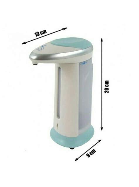 Cuci Gudang Krisbow Baterai Alkaline Ukuran Aaa 2 1 Batre Batray dispenser sabun cair dengan infra merah tak perlu disentuh harga jual