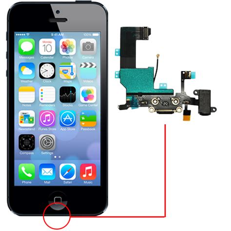 iphone charging port iphone 5 charging port repair service while you wait