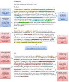 Sample Of Essay Introduction Examples Of Legal Writing Law School The University Of