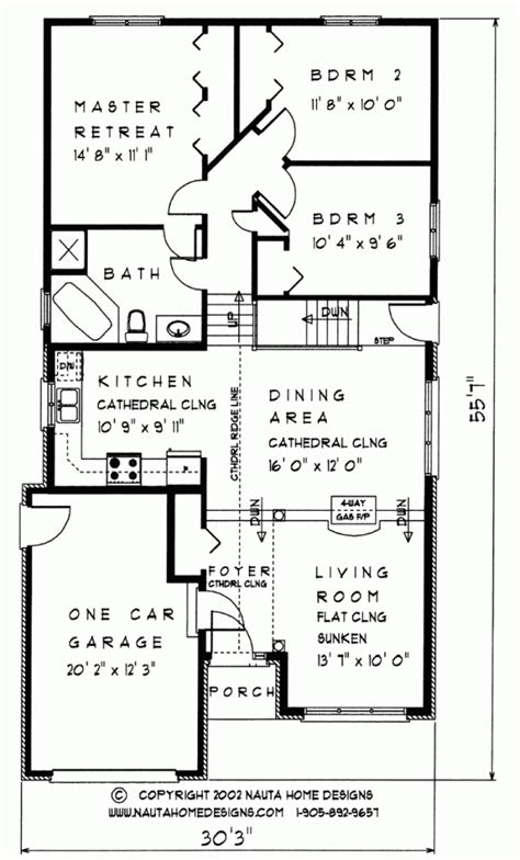 Backsplit Floor Plans by 3 Bedroom Backsplit House Plan Bs138 1276 Sq