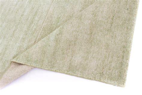 tappeti di seta tappeto di seta di bamb 249 faliraki verde