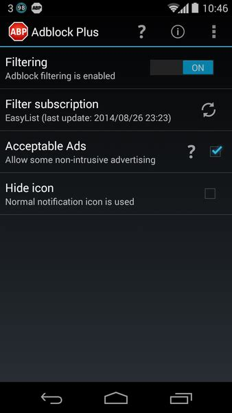 block ads on android block ads on unrooted android devices 187 linux magazine