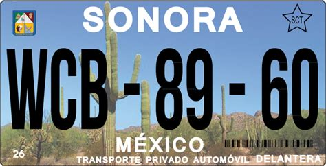 placas de sonora 2016 requisitos para placas de michoacan 2016