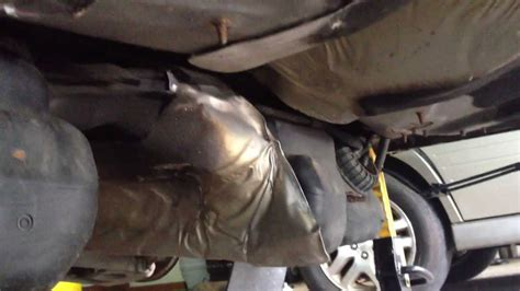 volvo    awd rear subframe removal tips fuel pump  youtube