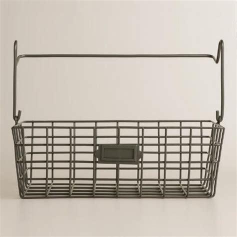 modular kitchen wall storage collection world market wire modular kitchen wall storage basket caddy world market