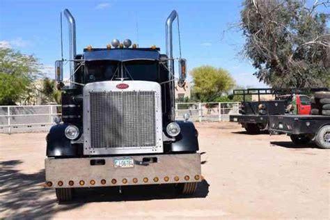 Sale Topi Trucker Custom peterbilt 359 1984 sleeper semi trucks