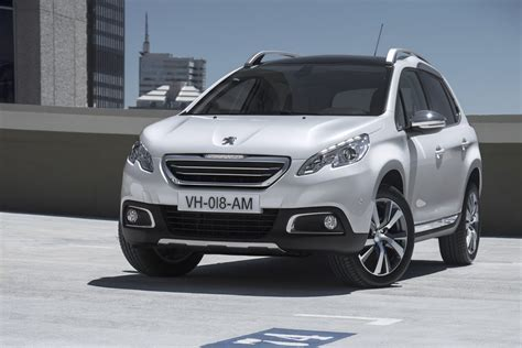 peugeot 2008 crossover peugeot details new 2008 crossover autoevolution